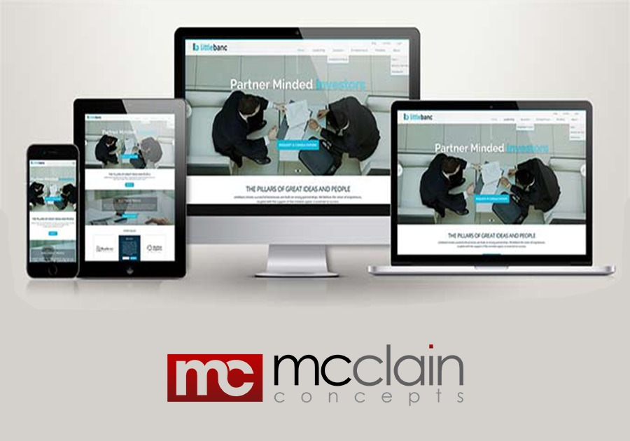 A great web design by McClain Concepts, Rancho Santa Margarita, CA: