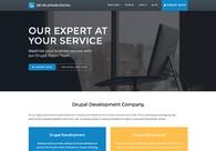 A great web design by Developmenticon, Noida, India: