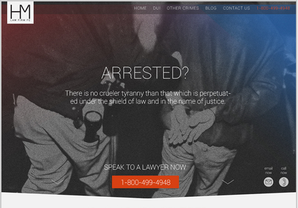 A great web design by Ben Lew, Colorado Springs, CO: Responsive Website, Web Application , Legal , Wordpress