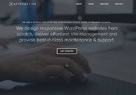 A great web design by Afteractive LLC, Orlando, FL: