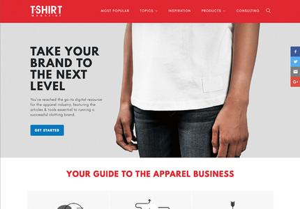 A great web design by Skip & West, New York, NY: Responsive Website, Publishing , Publishing , Wordpress