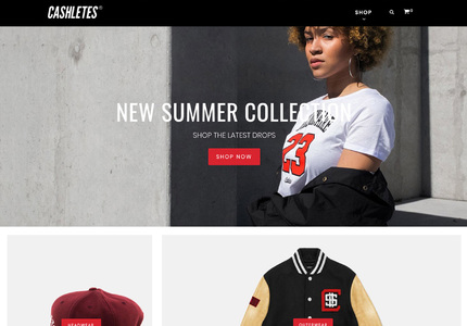 A great web design by Skip & West, New York, NY: Mobile Website, E-Commerce , Retail