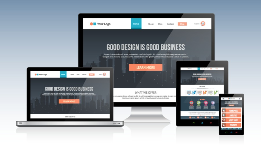 A great web design by ProWebsites, San Diego, CA: