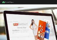 A great web design by Rocketship, Los Angeles, CA: Responsive Website, Marketing Website , Internet , Wordpress