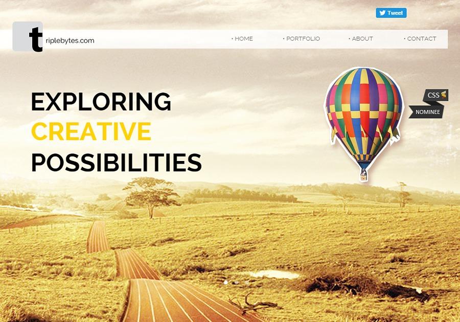A great web design by triplebytes.com, Kuala Lumpur, Malaysia: