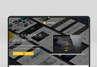 A great web design by Leopedia WebSolutions, India, UT: