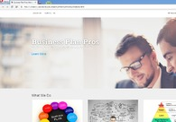 A great web design by Modesta Acosta, Miami, FL: