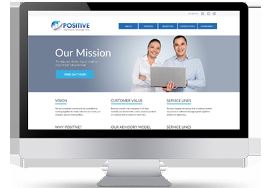 A great web design by SmartSites, Ottawa, Canada:
