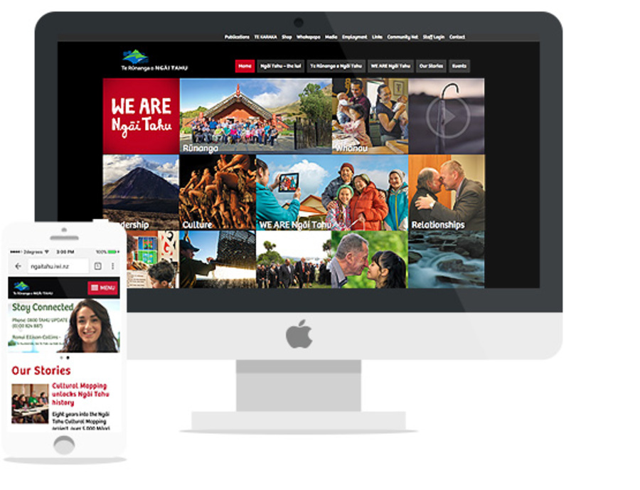 A great web design by Meta Digital, Christchurch, New Zealand: