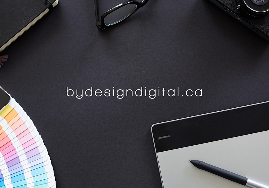 A great web design by By Design Digital, Toronto, Canada: