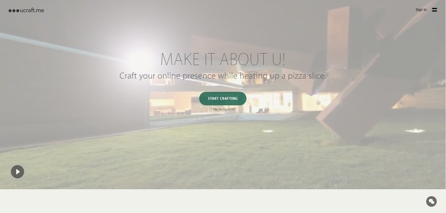 A great web design by ucraft.me, Los Angeles, CA: