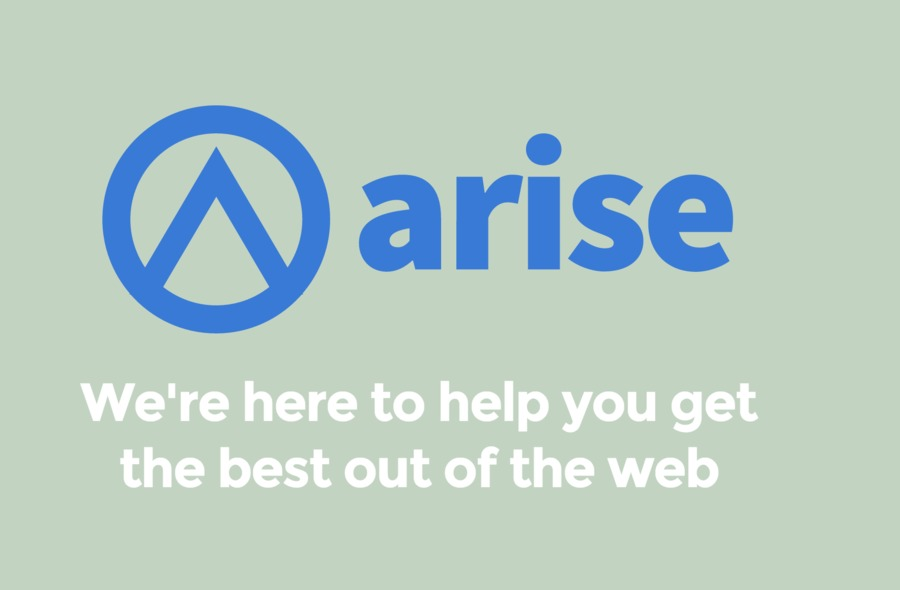 A great web design by We Are Arise, Sheffield, United Kingdom: