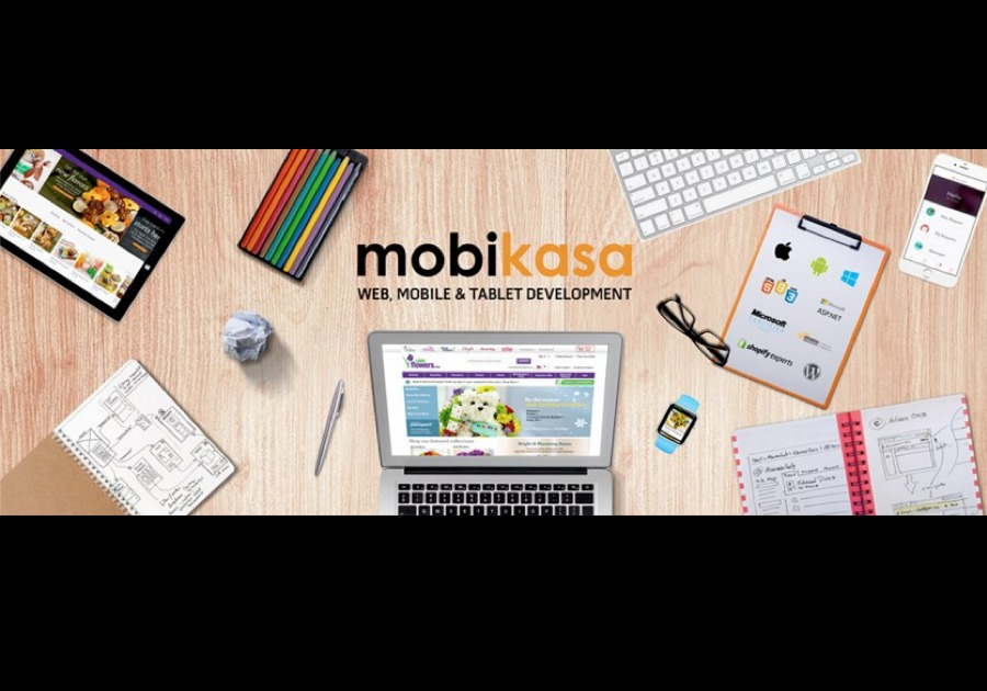 A great web design by Mobikasa, New York, NY: