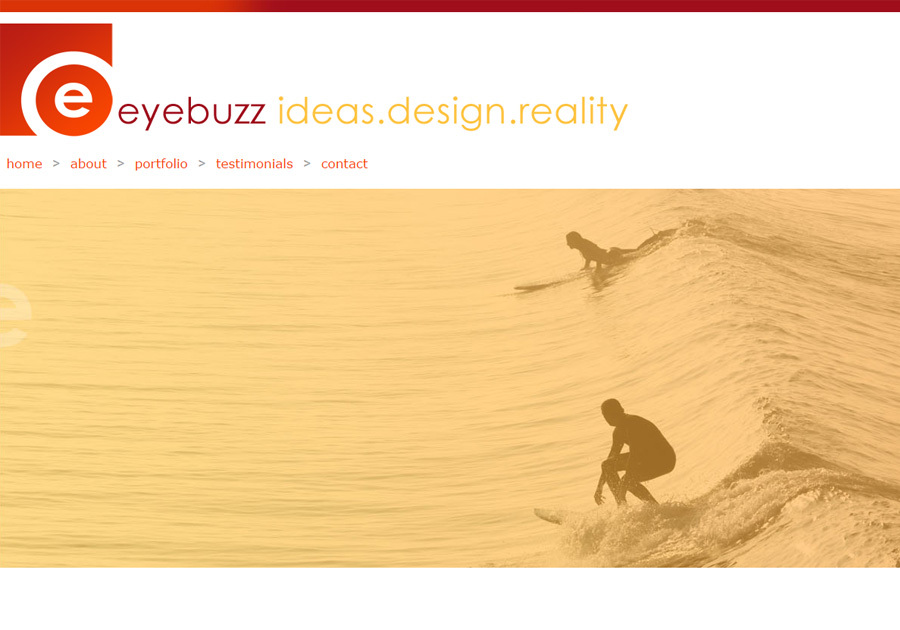 A great web design by Eyebuzz Design, New York, NY: