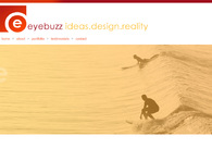 A great web design by Eyebuzz Design, New York City, VT:
