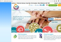 A great web design by Infibusiness Solution, Vadodara, India: