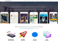 A great web design by Rainmaker Labs Australia, Sydney, Australia: Mobile App , Web Application , Software , Android (Java)