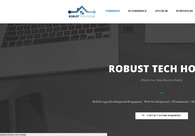 A great web design by RobustTechHouse, Singapore, Singapore: