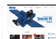 A great web design by Spinutech, Inc., West Des Moines, IA: Responsive Website, E-Commerce , Manufacturing , ASP.NET