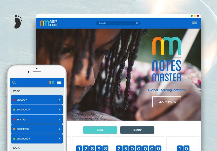 A great web design by Sandbar, London, United Kingdom: Website, Web Application , Education , PHP