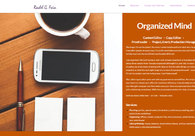 A great web design by Cactus Pants Web Design, Los Angeles, CA: Responsive Website, Blog , Publishing , Wordpress