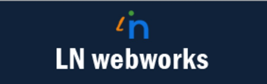 A great web design by Ln Webworks, India, UT:
