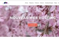 A great web design by Nouveauweb Hosting, Delhi, India: