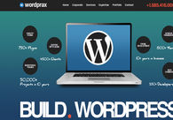 A great web design by WordPrax, Rochester, NY: