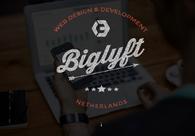 A great web design by BIGLYFT, Amsterdam, Netherlands: