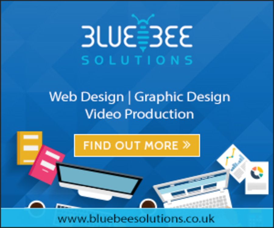 A great web design by Blue Bee Solutions, Salisbury, United Kingdom: