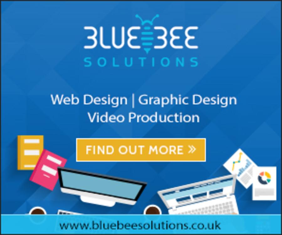A great web design by Blue Bee Solutions, Salisbury, United Kingdom: