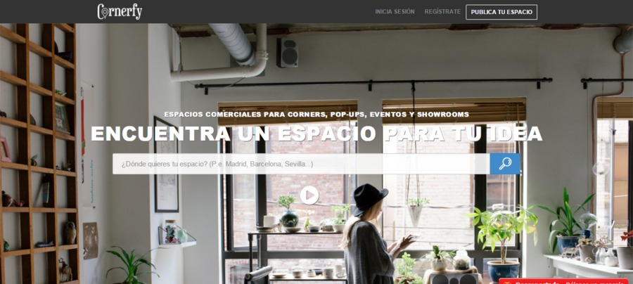A great web design by Betaminders, Sevilla, Spain: