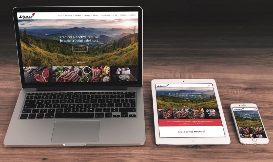A great web design by TAdamec, Prague, Czech Republic: Responsive Website, Marketing Website
