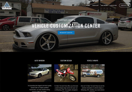 A great web design by Outer Base, Pittsburgh, PA: Responsive Website, Marketing Website , Automotive