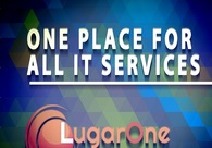 A great web design by Lugarone Solutions, Bangalore City, India: