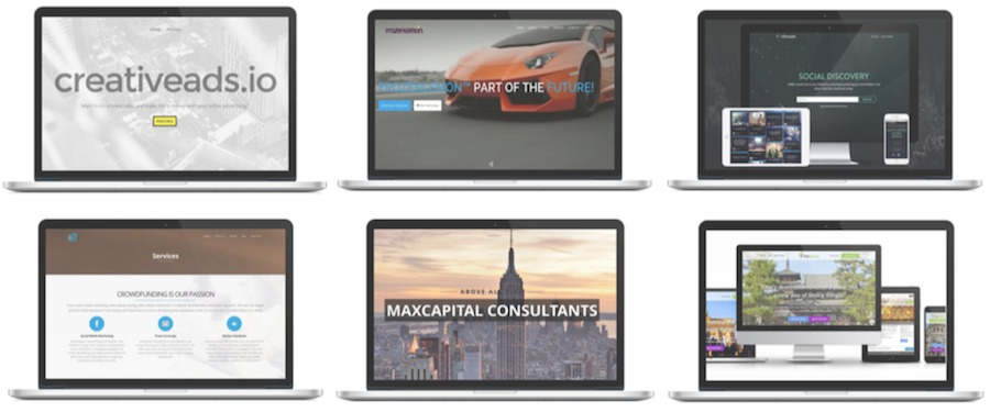 A great web design by FrozenLemon, New York, NY: