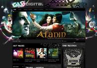 A great web design by Mevan Arosha, Colombo, Sri Lanka: