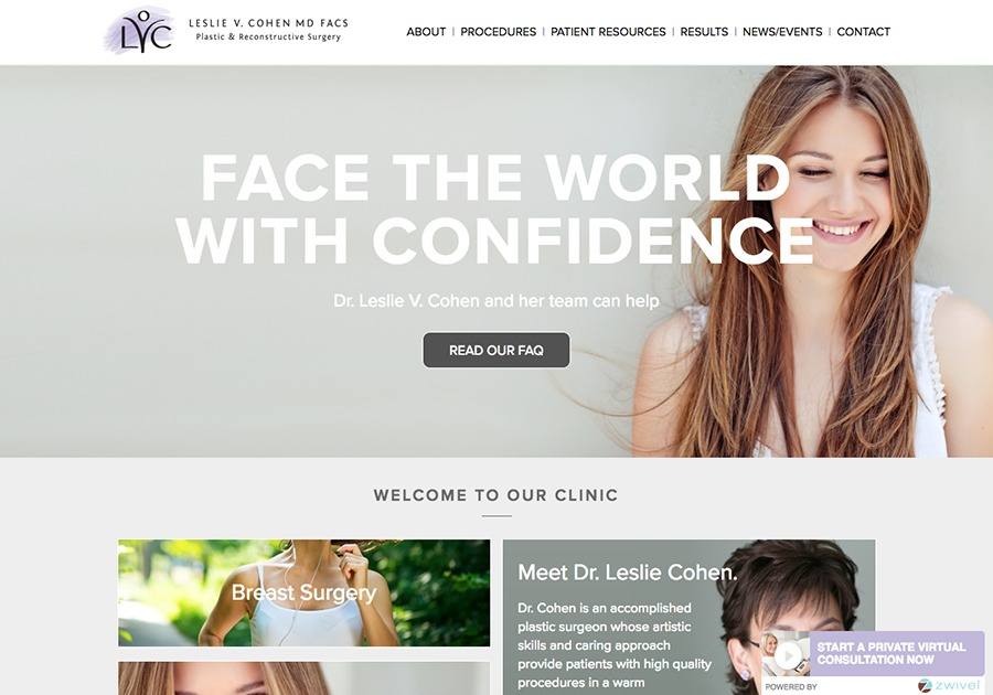 A great web design by Kick Point, Edmonton, Canada: Responsive Website, Marketing Website , Health & Beauty , Wordpress