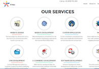 A great web design by IT Ncr, Gurgaon, India: