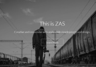 A great web design by Zeroes Acting Serious, Skopje, Macedonia: