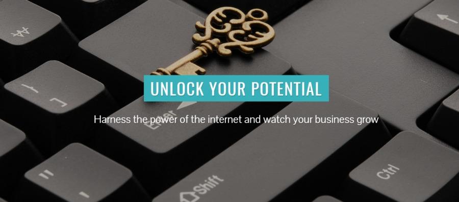 A great web design by Profitzup, Olympia, WA: