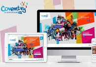 A great web design by Image Plus, Coventry, United Kingdom: Responsive Website, Social/Community , Non Profit