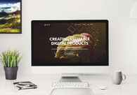 A great web design by Armonia, Karlstad, Sweden: