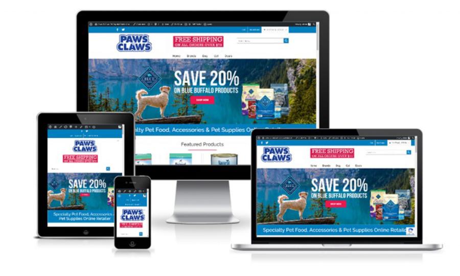 A great web design by NexToronto Web Development & Internet Marketing, Toronto, Canada: Website, E-Commerce , Retail , Wordpress