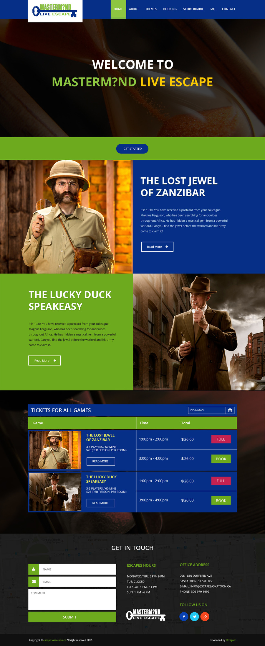 A great web design by Easydesignz, Kolkata, India: