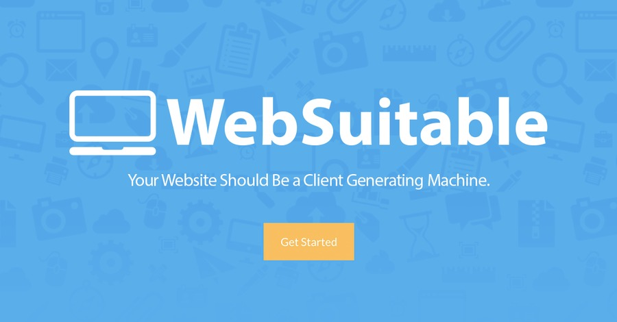 A great web design by WebSuitable, Toronto, Canada:
