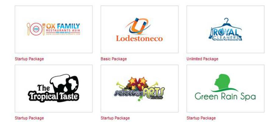 A great web design by Logo Design, Dubai, United Arab Emirates: