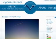 A great web design by Vigor, Boston, MA: