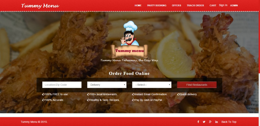 A great web design by Summation IT, Hyderabad, India: Mobile App , E-Commerce , Hospitality , Android (Java)