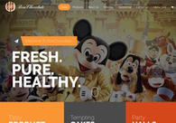 A great web design by Impower Solutions, Chennai, India: